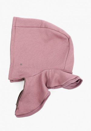 Капор UNU Clothing Volume 2 Layers. Цвет: розовый
