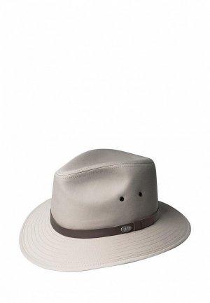 Шляпа Bailey. Цвет: серый