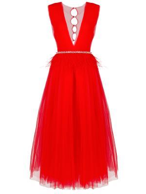 Коктейльное платье ANNETTE HOFFMANN