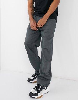 Серые брюки -Зеленый Dickies