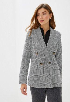 Пиджак Elardis. Цвет: серый