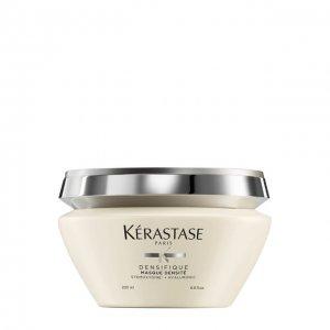 Уплотняющая маска для волос Densifique Densite Kerastase. Цвет: бесцветный