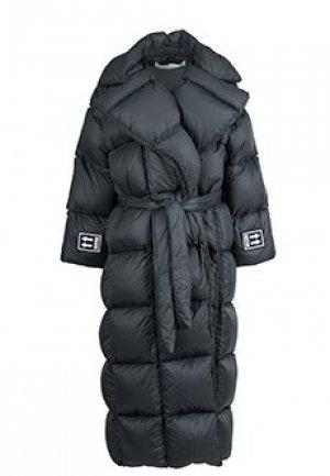 Куртка OFF-WHITE. Цвет: черный
