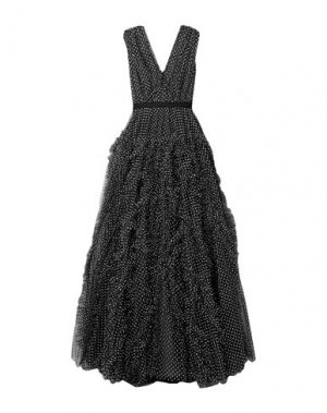 Длинное платье JASON WU COLLECTION. Цвет: черный