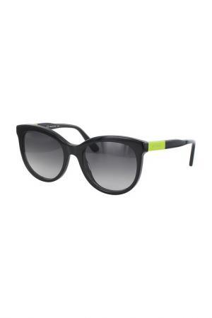 Очки солнцезащитные Etro. Цвет: черный