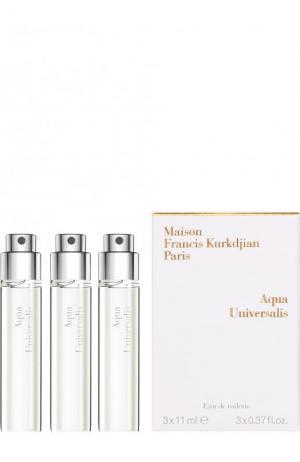Туалетная вода Aqua Universalis refills Maison Francis Kurkdjian. Цвет: бесцветный