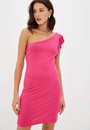Платье Alcott. Цвет: розовый