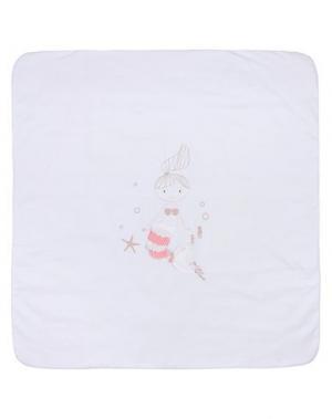 Одеяльце для младенцев ALVIERO MARTINI 1a CLASSE. Цвет: белый