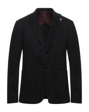Пиджак BESILENT. Цвет: черный