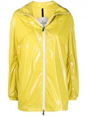 Ветровка Melucta Moncler. Цвет: желтый
