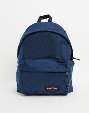 Темно-синий уплотненный рюкзак Eastpak