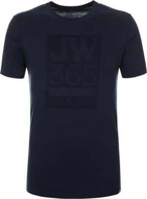 Футболка мужская Jack Wolfskin, размер 58 WOLFSKIN. Цвет: синий