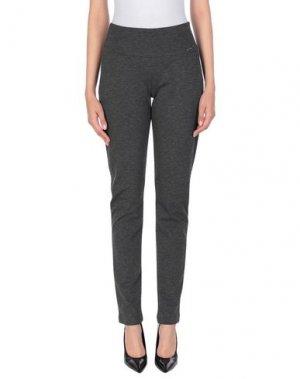 Повседневные брюки G.SEL. Цвет: стальной серый