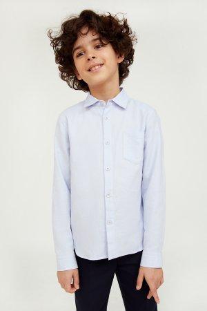 Верхняя сорочка для мальчика Finn-Flare. Цвет: 160 skiey