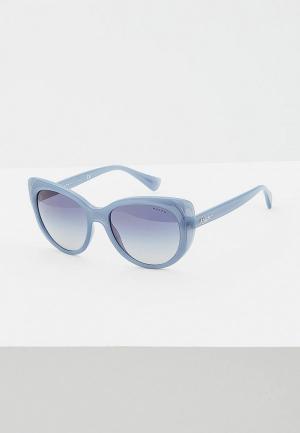 Очки солнцезащитные Ralph Lauren RA5243 57144L. Цвет: синий