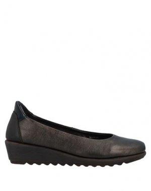 Туфли THE FLEXX. Цвет: темно-коричневый