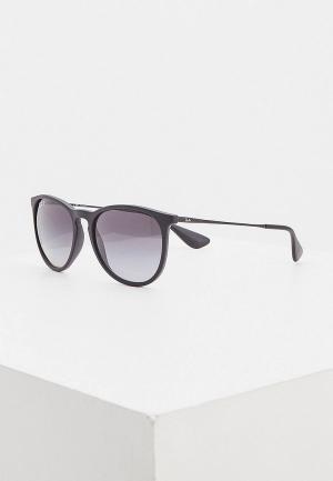 Очки солнцезащитные Ray-Ban® 0RB4171 622/T3. Цвет: черный