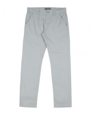 Повседневные брюки J BE. Цвет: светло-серый
