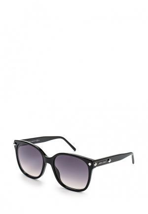 Очки солнцезащитные Jimmy Choo DEMA/S 807. Цвет: черный
