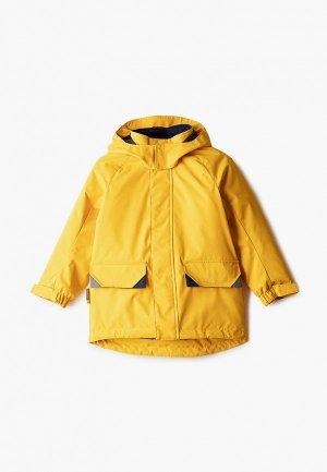 Куртка утепленная Kerry. Цвет: желтый