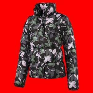 Куртка PWRWARM Down AOP Jacket G PUMA. Цвет: черный