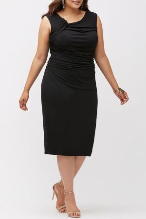 Платье Ardatex. Цвет: черный