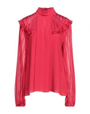 Блузка PINKO. Цвет: красный