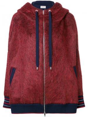 Куртка-бомбер с капюшоном MRZ