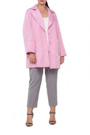 Ветровка Limonti. Цвет: розовый