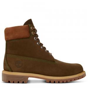 6 Inch Premium Boot Timberland. Цвет: оливковый