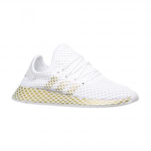 Кроссовки DEERUPT RUNNER W Adidas. Цвет: белый