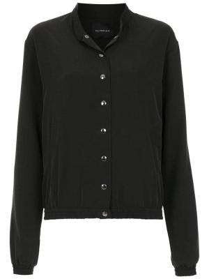Buttoned Isolda jacket Olympiah. Цвет: черный