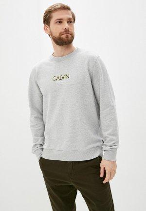 Жилет утепленный Calvin Klein. Цвет: синий