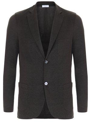 Пиджак льняной GRAN SASSO