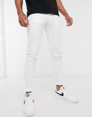 Белые джинсы скинни J13-Белый Armani Exchange