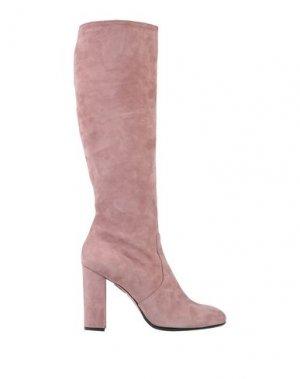 Сапоги ANNA F.. Цвет: пастельно-розовый
