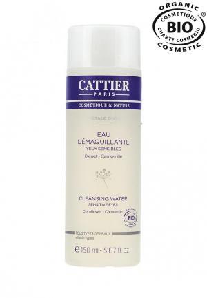 Лосьон для лица Cattier снятия макияжа с глаз «Лепесток ириса»