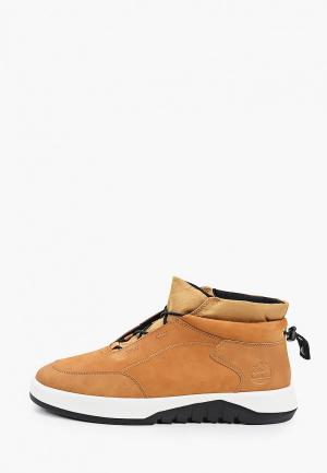 Ботинки Timberland Supaway Leather Chukka WHEAT. Цвет: коричневый