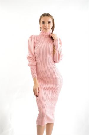 Платье LOST INK INK.. Цвет: розовый