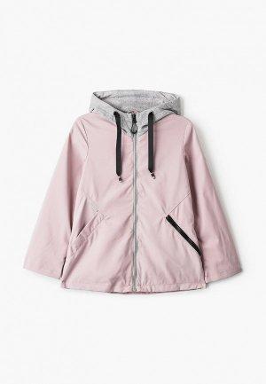 Куртка АксАрт. Цвет: розовый