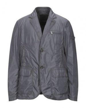 Пиджак PEUTEREY. Цвет: серый