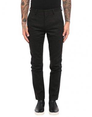 Повседневные брюки J.CREW. Цвет: стальной серый