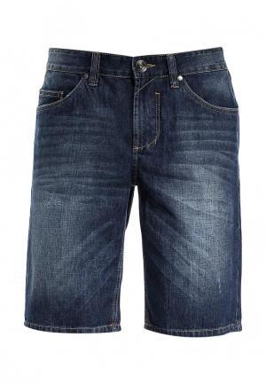 Шорты джинсовые Colorado Jeans. Цвет: синий