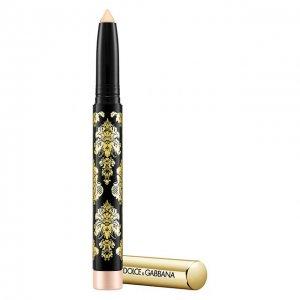 Кремовые тени для глаз Intenseyes, оттенок 2 Nude Dolce & Gabbana. Цвет: бесцветный