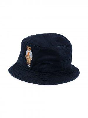 Панама Polo Bear Ralph Lauren. Цвет: синий