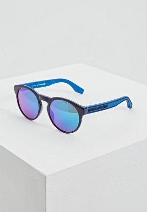 Очки солнцезащитные Marc Jacobs 358/S PJP. Цвет: синий