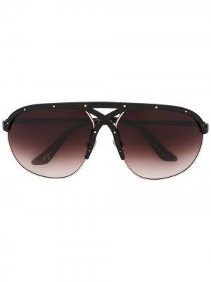 Солнцезащитные очки Voracious Frency & Mercury. Цвет: черный