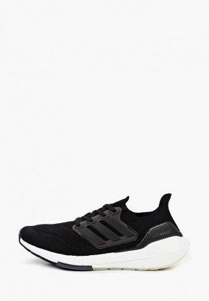 Кроссовки adidas ULTRABOOST 21 W. Цвет: черный