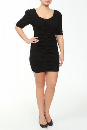 Платье Gio Guerreri. Цвет: черный