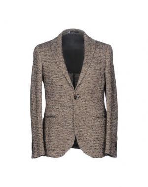 Пиджак LAB 001. Цвет: хаки